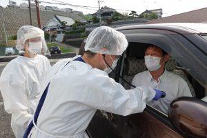 奈良 武内クリニックコロナウイルス対策