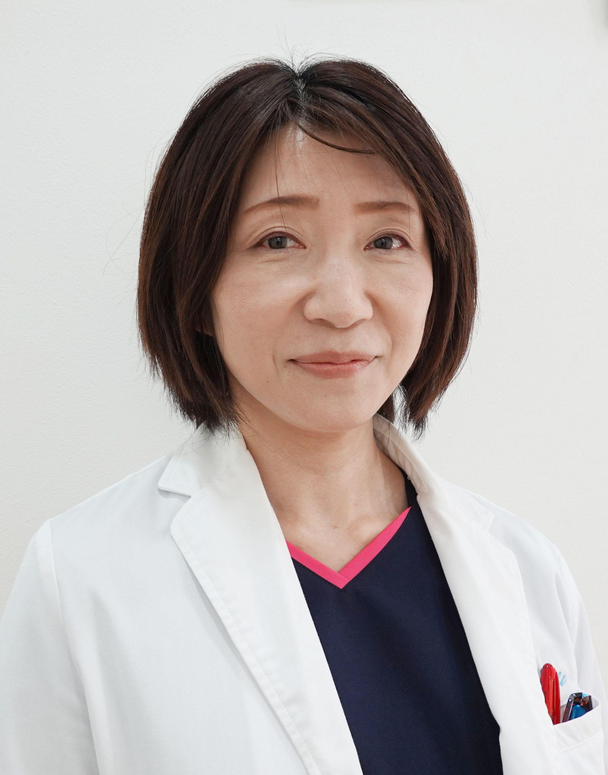 副院長 武内 亜紀子